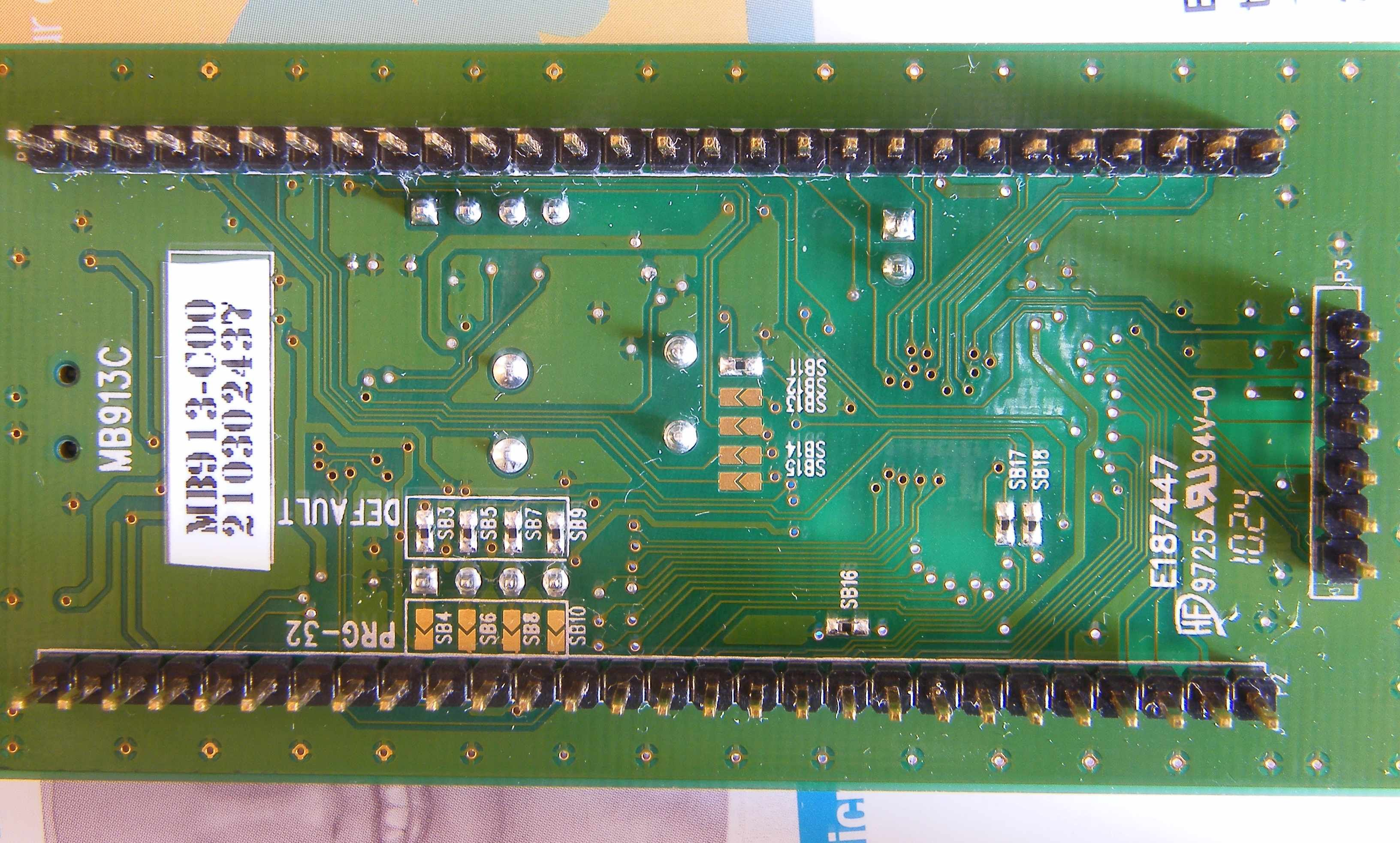 STM32 Discovery Up Close - The STM32 Discovery Scrapbook